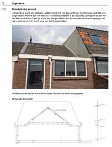 dakopbouw constructieberekening